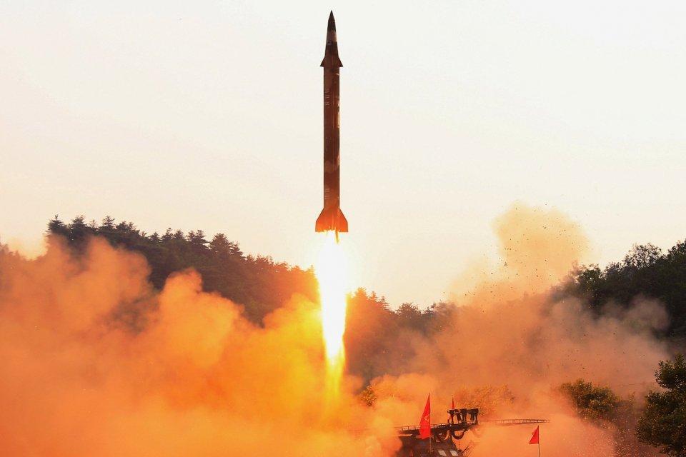 Rudal Korea Utara