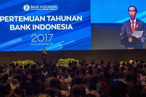 Presiden Joko Widodo - BI