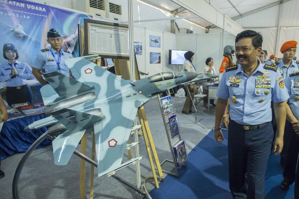 KSAU TNI Marsekal Hadi Tjahjanto