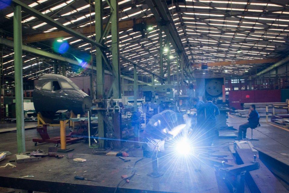 PTDI, ekspor, pesawat terbang, nepal