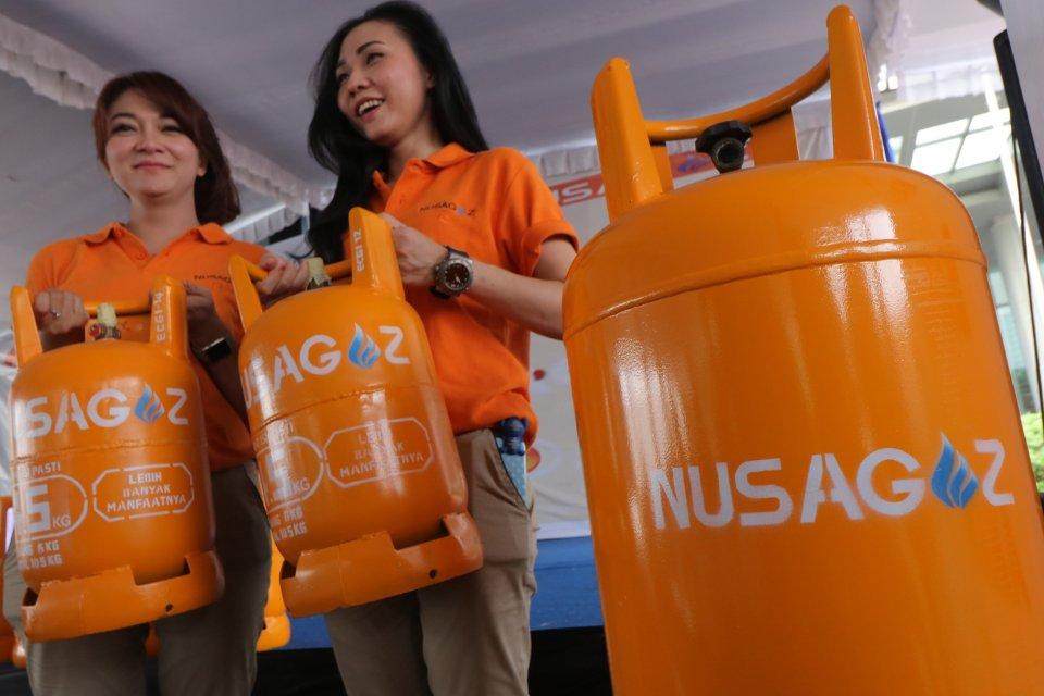 Tabung Gas Nusagaz
