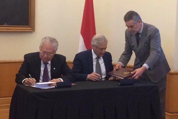 CEPA, perjanjian dagang Indonesia, perang dagang AS-Tiongkok