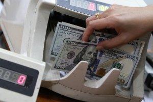 Penukaran uang dolar AS