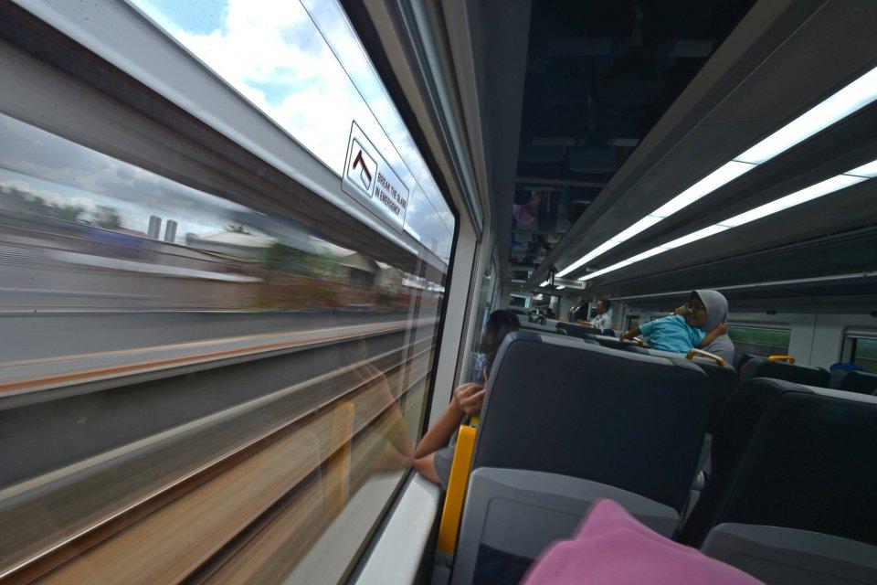 Gandeng Bukalapak, Railink berharap bisa mengangkut 15 ribu orang per hari tahun depan