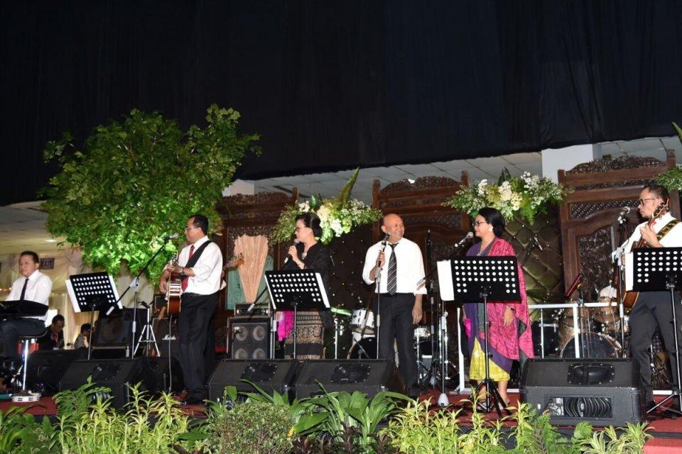 Grup Musik Menteri Kabinet Kerja