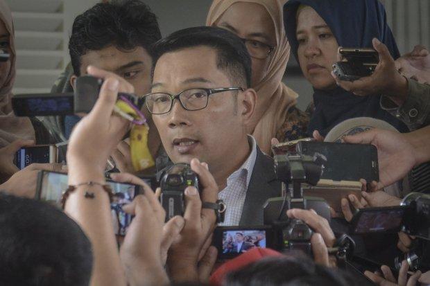 Jawa Barat, Ridwan Kamil, Pindah Ibu Kota, lokasi ibu kota baru Jabar