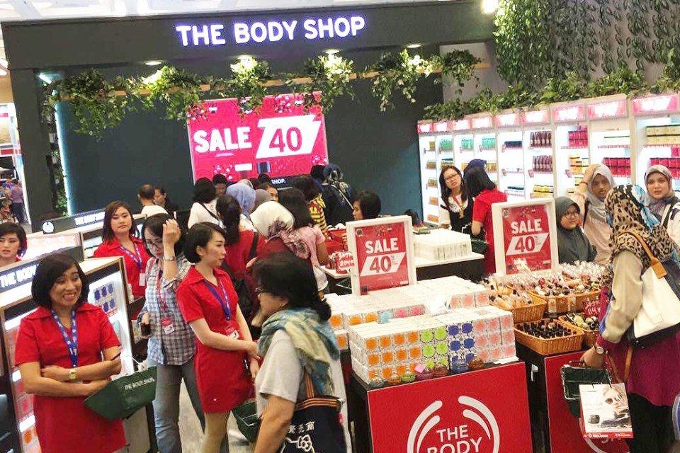 Body Shop Indonesia