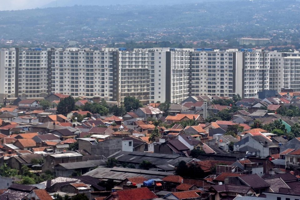 Pemukiman Padat dan Hunian Vertikal