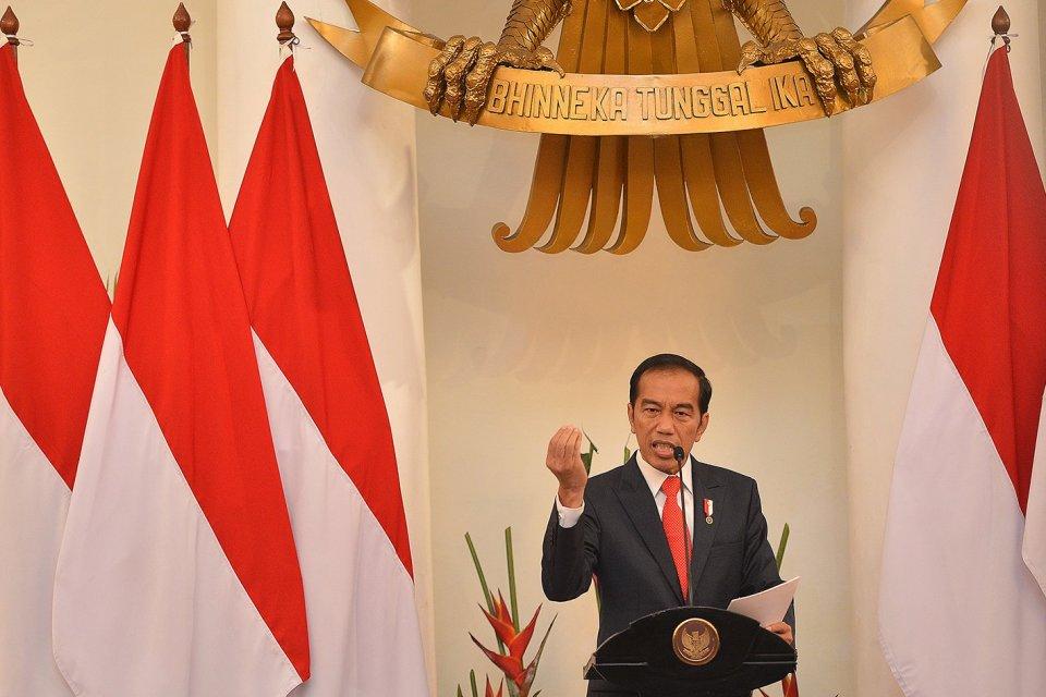 Jokowi Perintahkan Gelar Rapid Test Covid-19 Massal