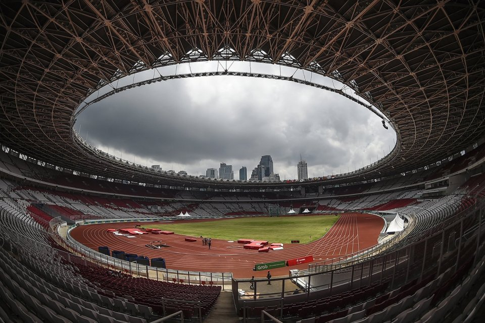 Venue Asian Games 2018