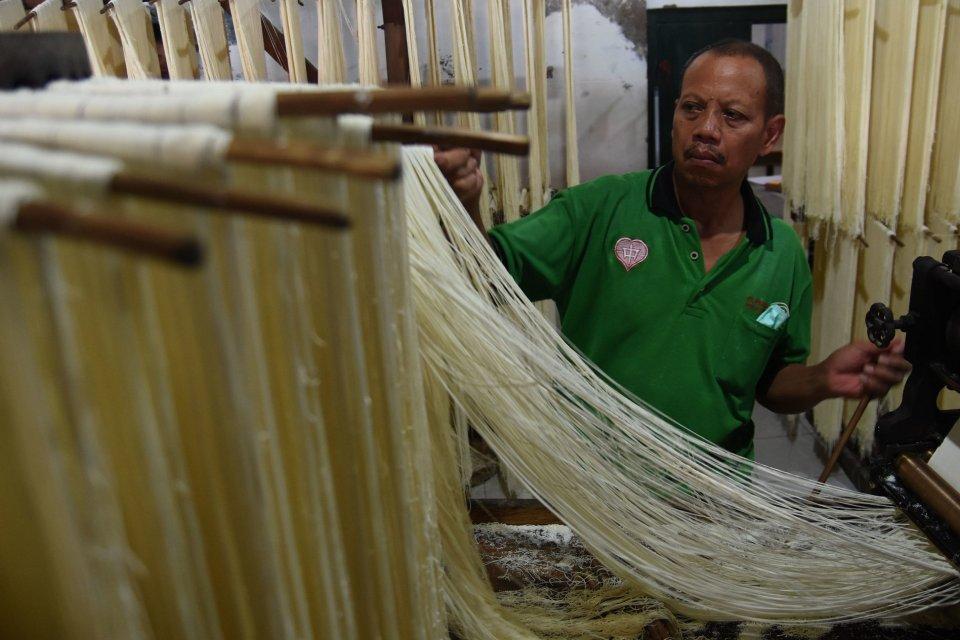 pembuatan mie dari terigu