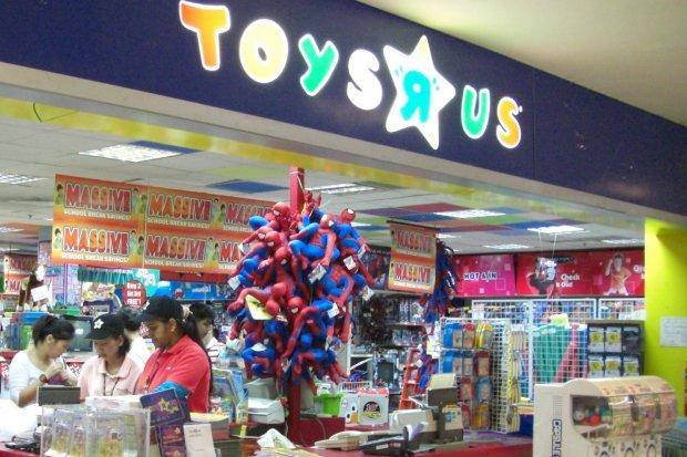 toys r us, ritel, mainan, ekspansi