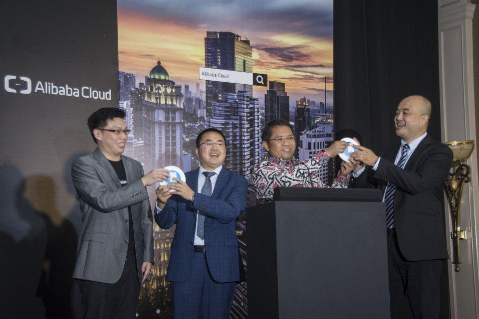 Launching Alibaba Cloud