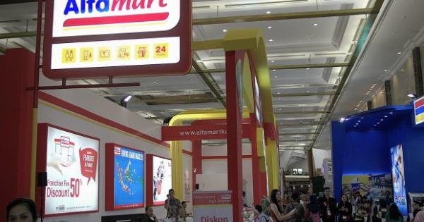 AMRT HERO Alfamart Suntik Modal Rp 25 Miliar ke Anak Usaha   Katadata News