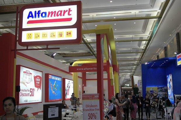 Alfamart Target Pasang Teknologi IoT di 14.500 Gerai Tahun Ini