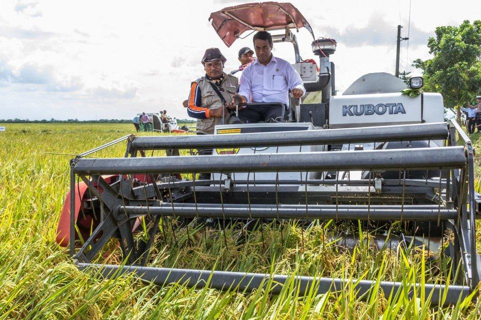 mekanisasi alat pertanian, dalat dan mesin pertanian, Kementerian Pertanian
