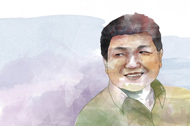Direktur Utama PT Sritex Iwan Setiawan Lukminto, iwan setiawan lukminto, sritex, sri rejeki isman, asosiasi emiten indonesia, aei, emiten, pasar modal, bursa saham, bursa efek, perusahaan publik