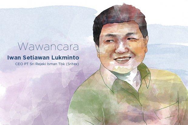 CEO PT Sri Rejeki Isman Tbk (SRIL) Iwan Setiawan Lukminto