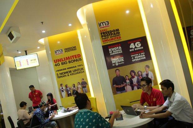 Indosat, Telekomunikasi
