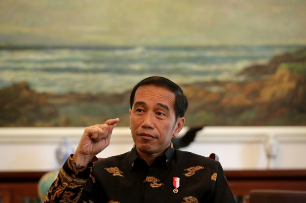 Pilpres, Jokowi, romahurmuziy, PPP, korupsi, kpk, ott kpk, kementerian agama