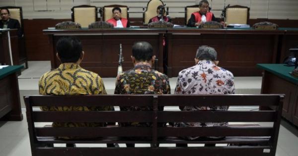 DGIK Korupsi RS Udayana, Duta Graha Didakwa Rugikan Negara Rp 25,9 Miliar - Katadata News