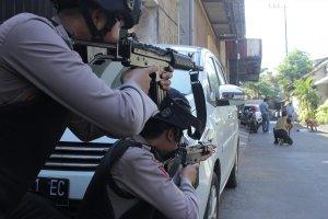 serangan bom di Mapolrestabes Surabaya