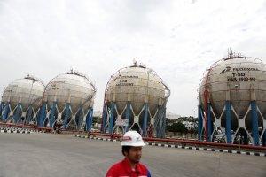 Depot LPG Pertamina