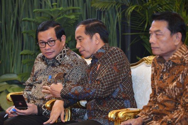 Jokowi, KPK