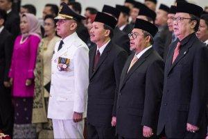 Penjabat terpilih Gubernur Jabar Komjen Pol M. Iriawan