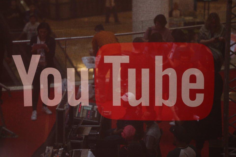 Ilustrasi, logo YouTube. Perusahaan digital tersebut baru saja merilis Youtube Music yang akan bersaing dengan Spotify dan Apple Music.