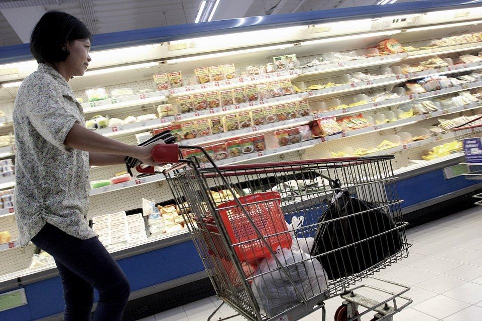 Hyper Mart Carrefour Mengadaptasi Teknologi Blockchain?