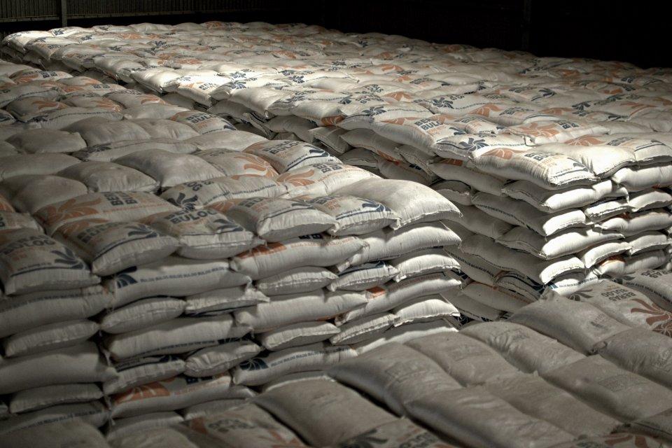 penyaluran beras rastra