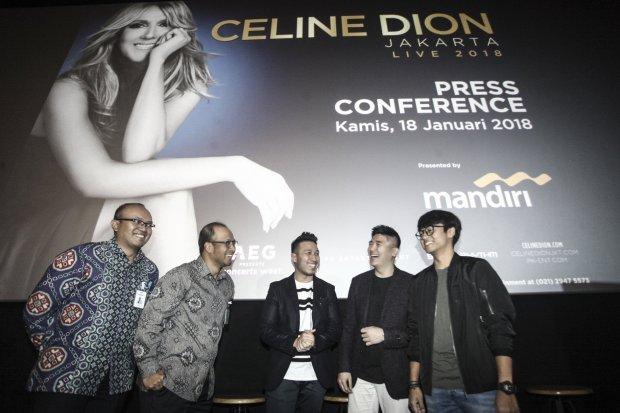 Konser Celine Dion