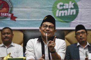 Muhaimin Iskandar alias Cak Imin