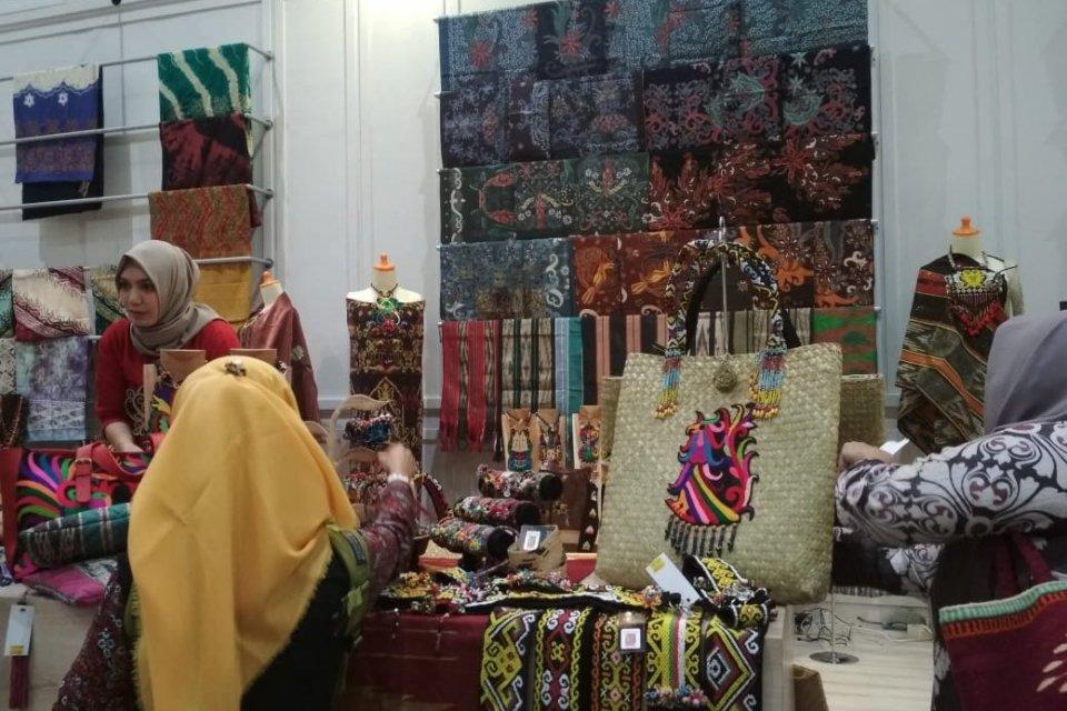 empat subsektor ekonomi kreatif potensial di kalimantan timur