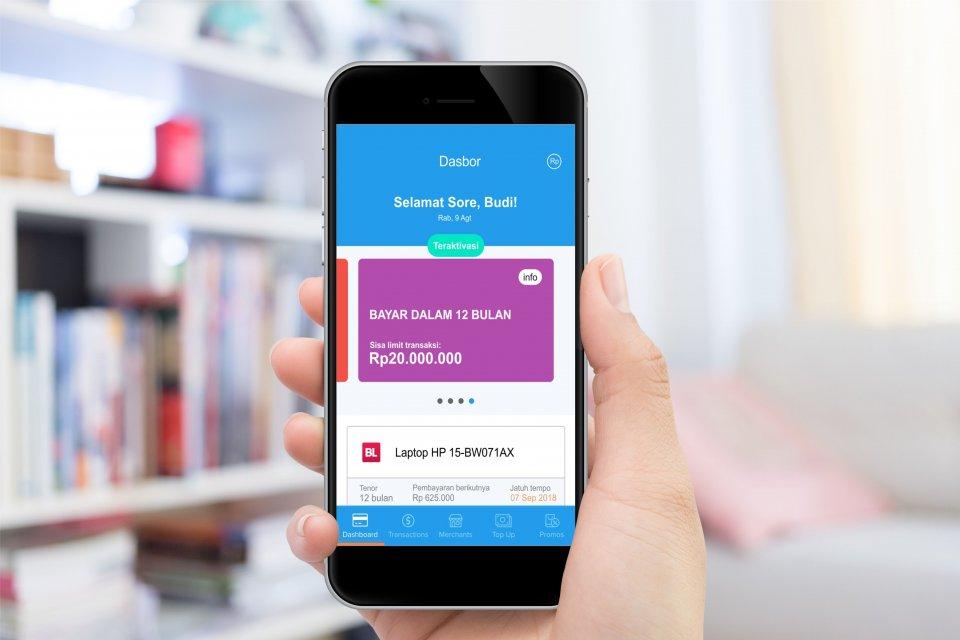 Kredivo Tawarkan Pinjaman Tanpa Agunan Hingga Rp 30 Juta Berita