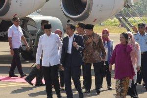 Jokowi berkunjung ke NTB