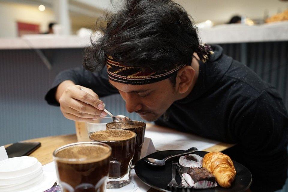 bisnis kopi, kopi cold brew