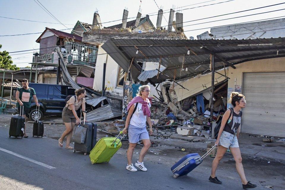 Gempa Bali 6 Skala Ritcher, Kemenpar Imbau Wisatawan Gempa Bali