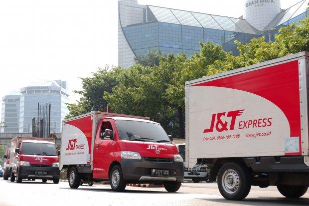 J&T Luncurkan Layanan Pengiriman Premium Sehari Sampai