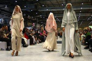Peragaan Busana Muslim