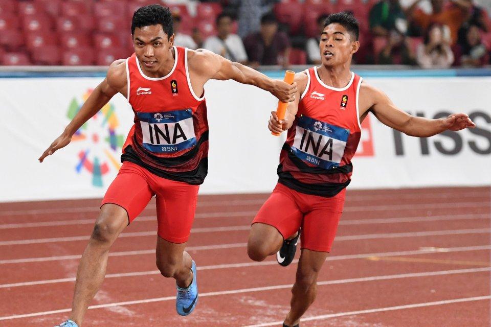 Suasana Asian Games 2018