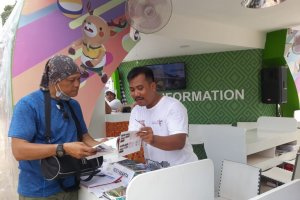 Ini Destinasi Favorit di Promosi Wisata Asian Games