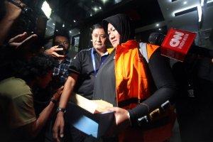 Puluhan anggota DPRD Malang menjadi tersangka korupsi