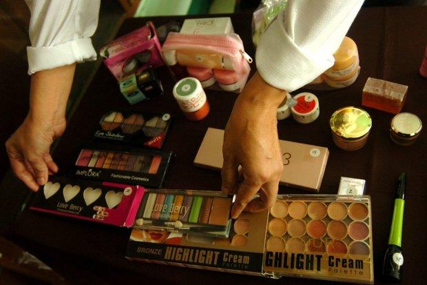 produk kosmetik, pertumbuhan industri kosmetik