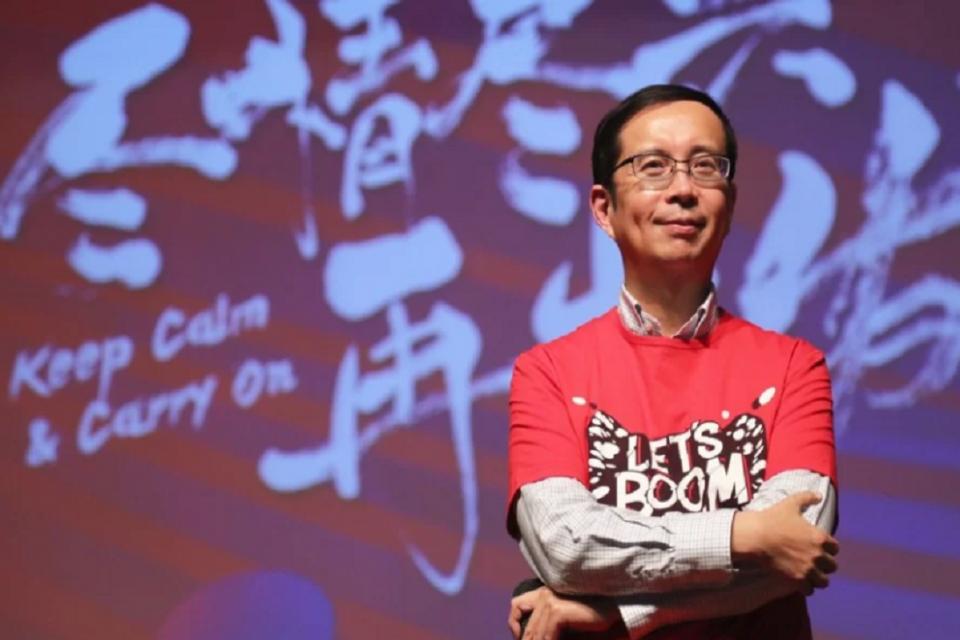 Daniel Zhang, Alibaba
