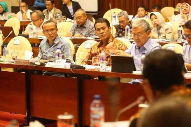 Mentan dan Komisi IV DPR