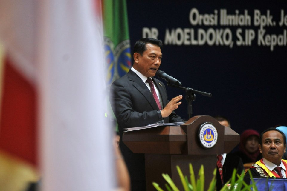 Jokowi Didesak Evaluasi Pansel KPK, Moeldoko: Tak Boleh Ikut Campur