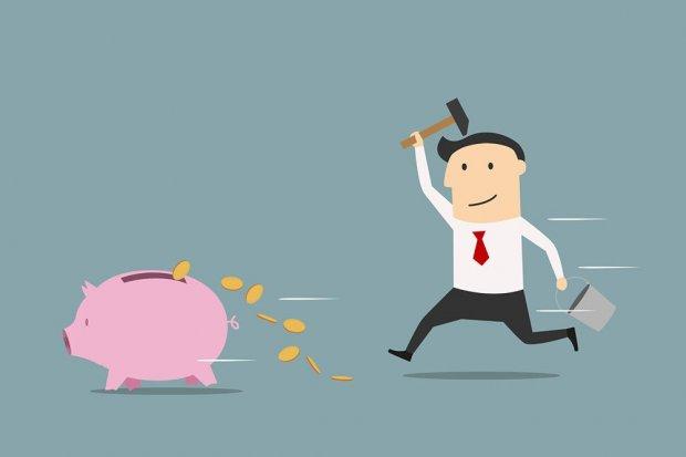 simpanan, ketimpangan simpanan, segmentasi kredit, dana pihak ketiga