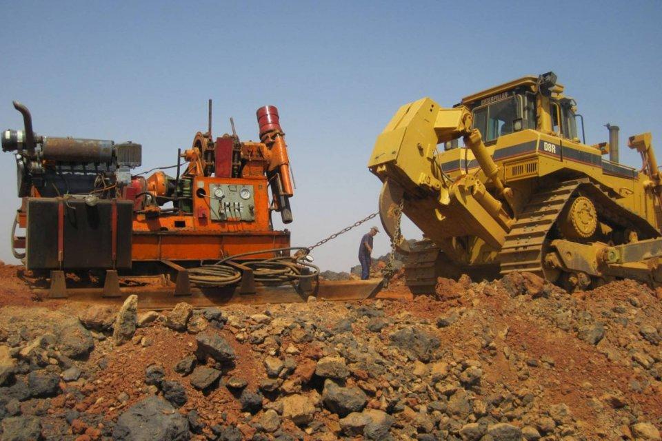 Bumi Resources Minerals